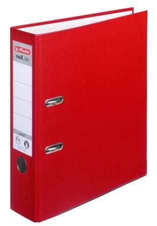 Herlitz 9942657 - A4 - Polypropylen (PP) - Rot - 8 cm - 5 Stück(e)