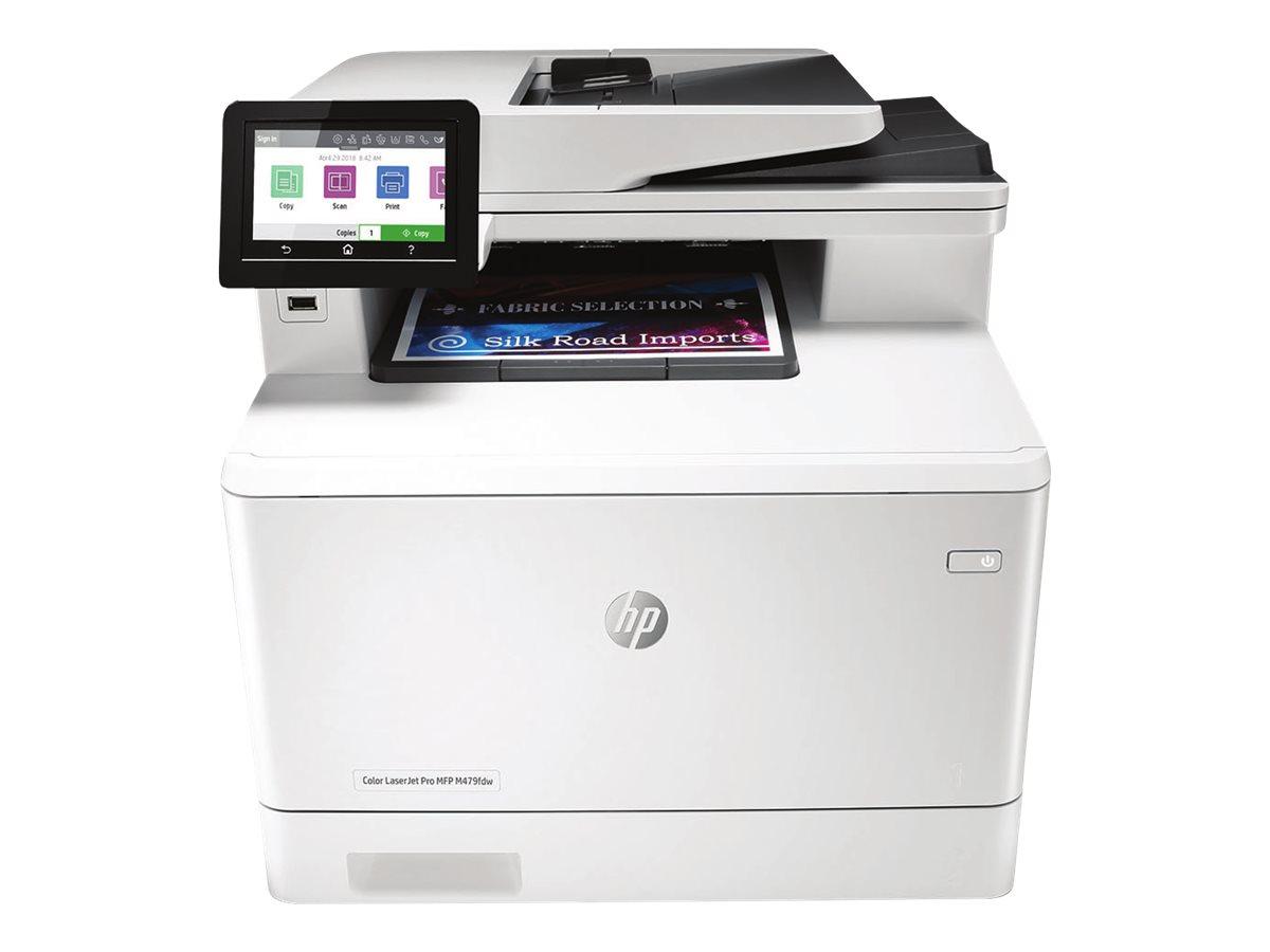 HP Color LaserJet Pro MFP M479fdw, Laser color, MFP, A4