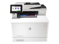 Color LaserJet Pro M479fdw - Laser - Farbdruck - 600 x 600 DPI - Farbkopieren - 300 Blätter - A4