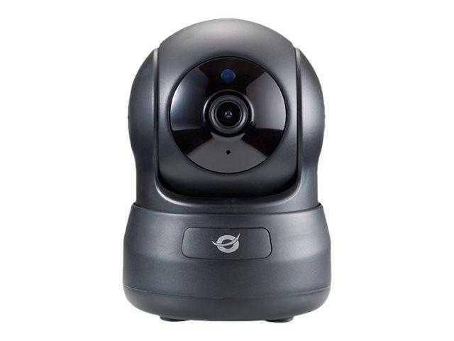 Conceptronic DARAY HD - Netzwerk-Überwachungskamera - schwenken / neigen - Innenbereich - Farbe (Tag&Nacht)