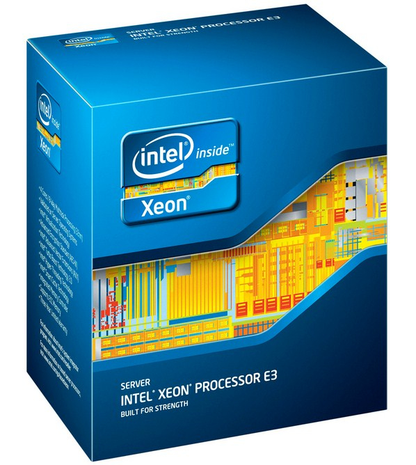 XEON 4Core E3 1220V3 3.10GHZ 1150 80W
