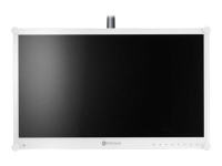 DR-22E Computerbildschirm 54,6 cm (21.5 Zoll) Full HD LCD Flach Weiß
