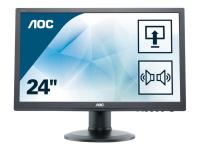 Pro-line E2460PDA - 61 cm (24 Zoll) - 1920 x 1080 Pixel - Full HD - LCD - 5 ms - Schwarz