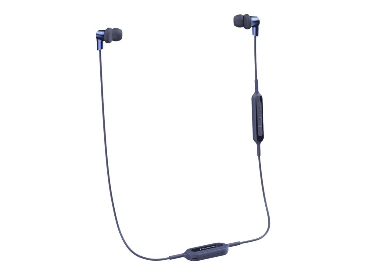 Panasonic RP-NJ300B - Ohrh?rer mit Mikrofon