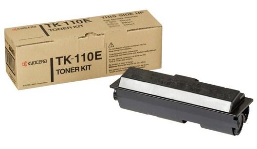 Kyocera TK 110E - Tonereinheit Original - Schwarz - 2.000 Seiten