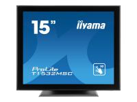 ProLite T1532MSC-B5X 15Zoll 1024 x 768Pixel Multi-touch Schwarz Touchscreen-Monitor