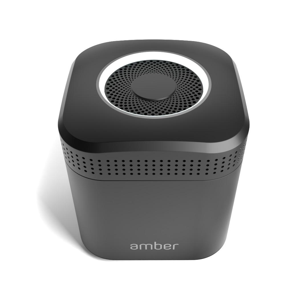 Amber Plus - NAS - Kompakt - 4 TB - Schwarz