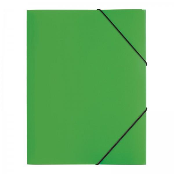 Pagna 21613-05 - A4 - Polypropylen (PP) - Gummi - Grün - Porträt