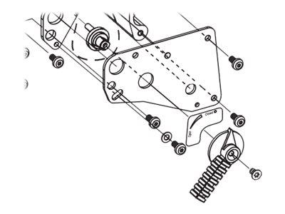 HONEYWELL Kurbelwelle (Nockengriff)