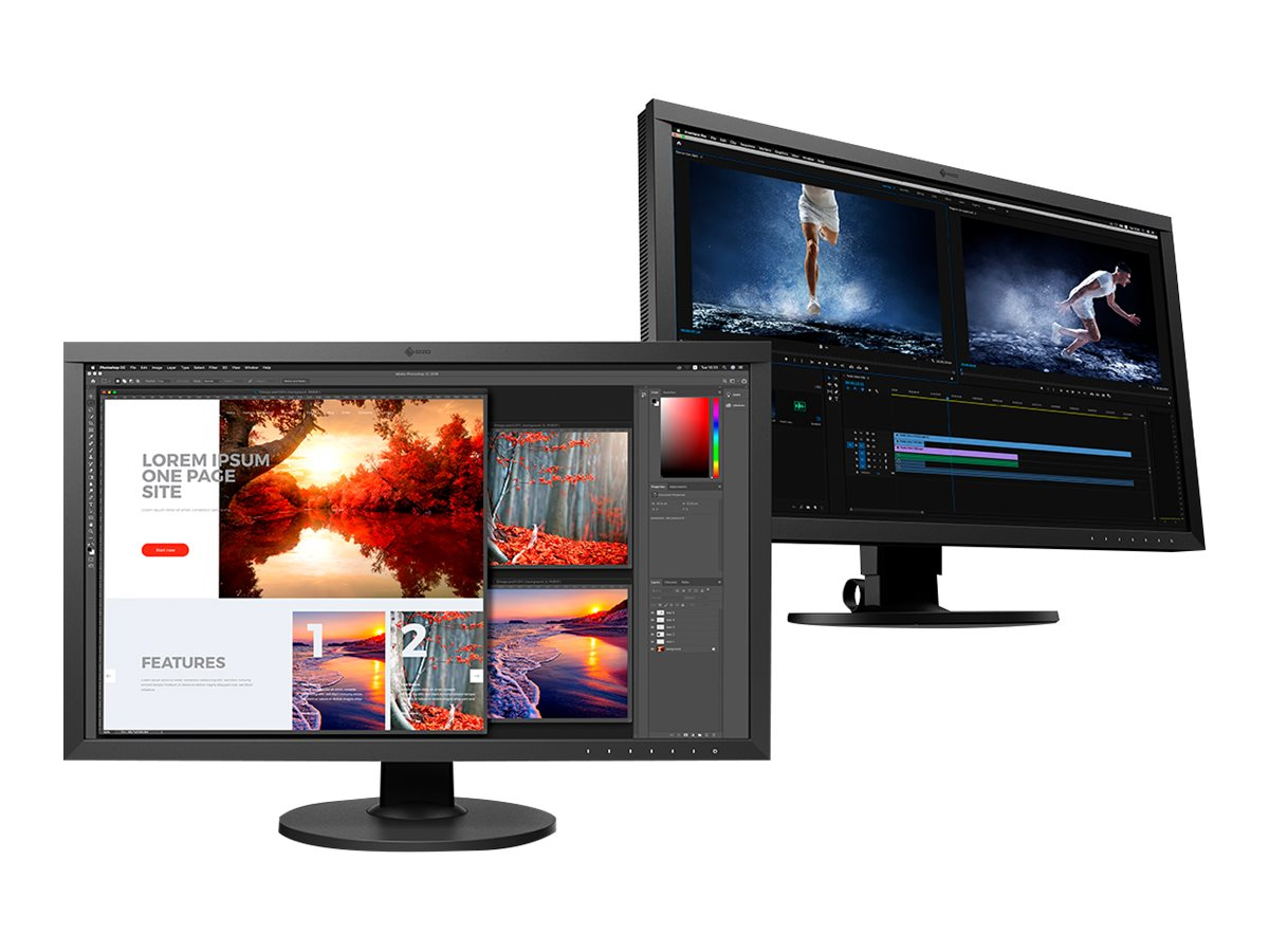 "EIZO ColorEdge CS2740-BK - LED-Monitor - 68.6 cm (27"")"