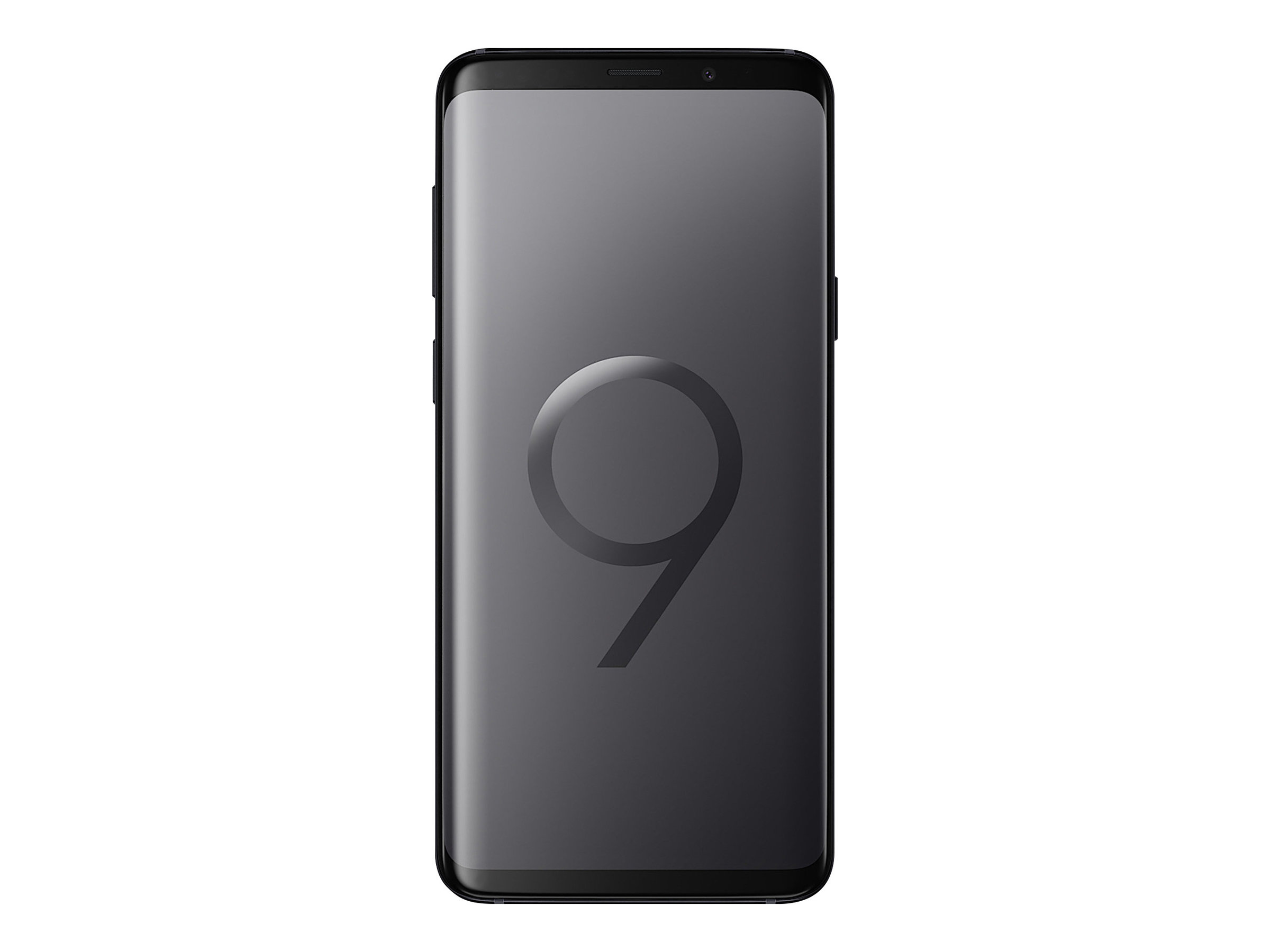 Samsung Galaxy S9+ - Smartphone - 12 MP 64 GB - Schwarz