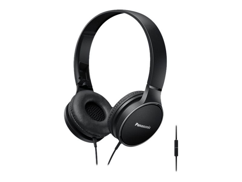 Panasonic RP-HF300ME - Kopfhörer mit Mikrofon