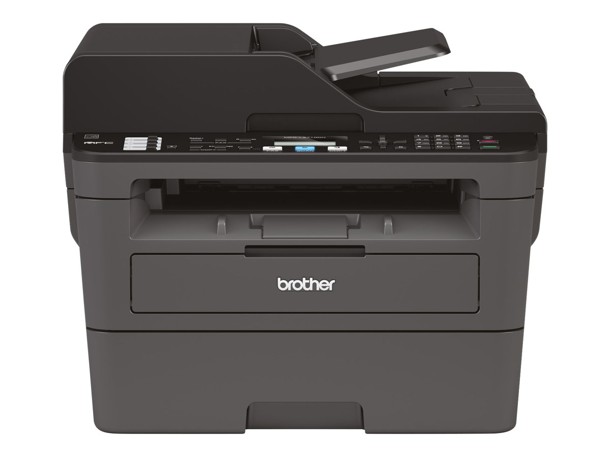 Brother MFC-L2710DN - Multifunktionsdrucker - s/w - Laser - Legal (216 x 356 mm)