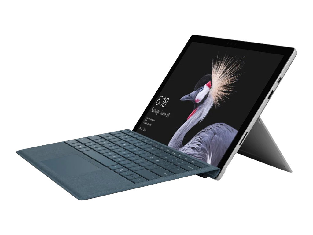 "Microsoft Surface Pro - Tablet - Core i5 7300U / 2.6 GHz - Win 10 Pro 64-Bit - 8 GB RAM - 256 GB SSD - 31.2 cm (12.3"")"