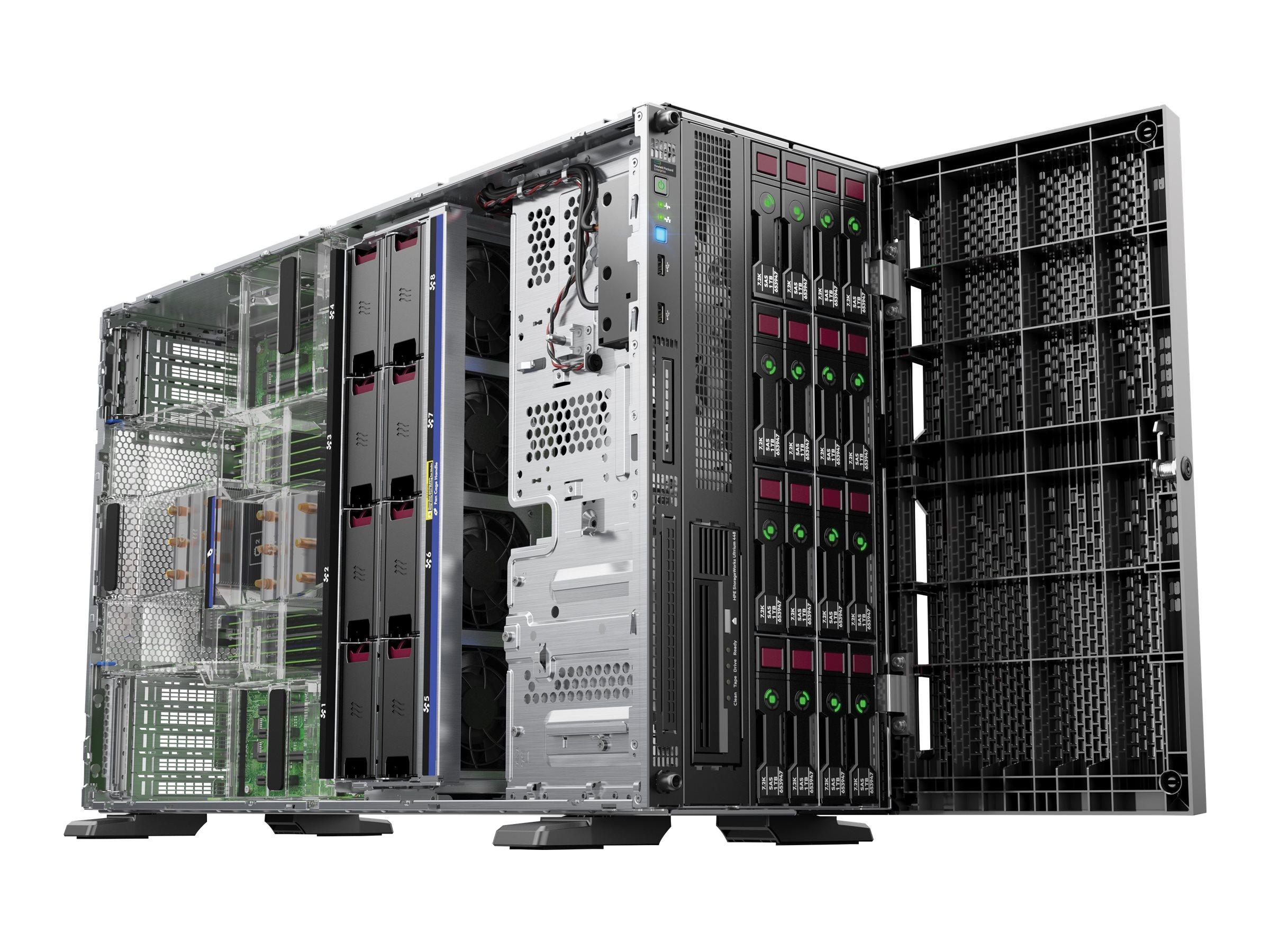 HPE ML350 Gen9 E5-2620v3 SFF Base EU Svr (765820-421) - RENEW