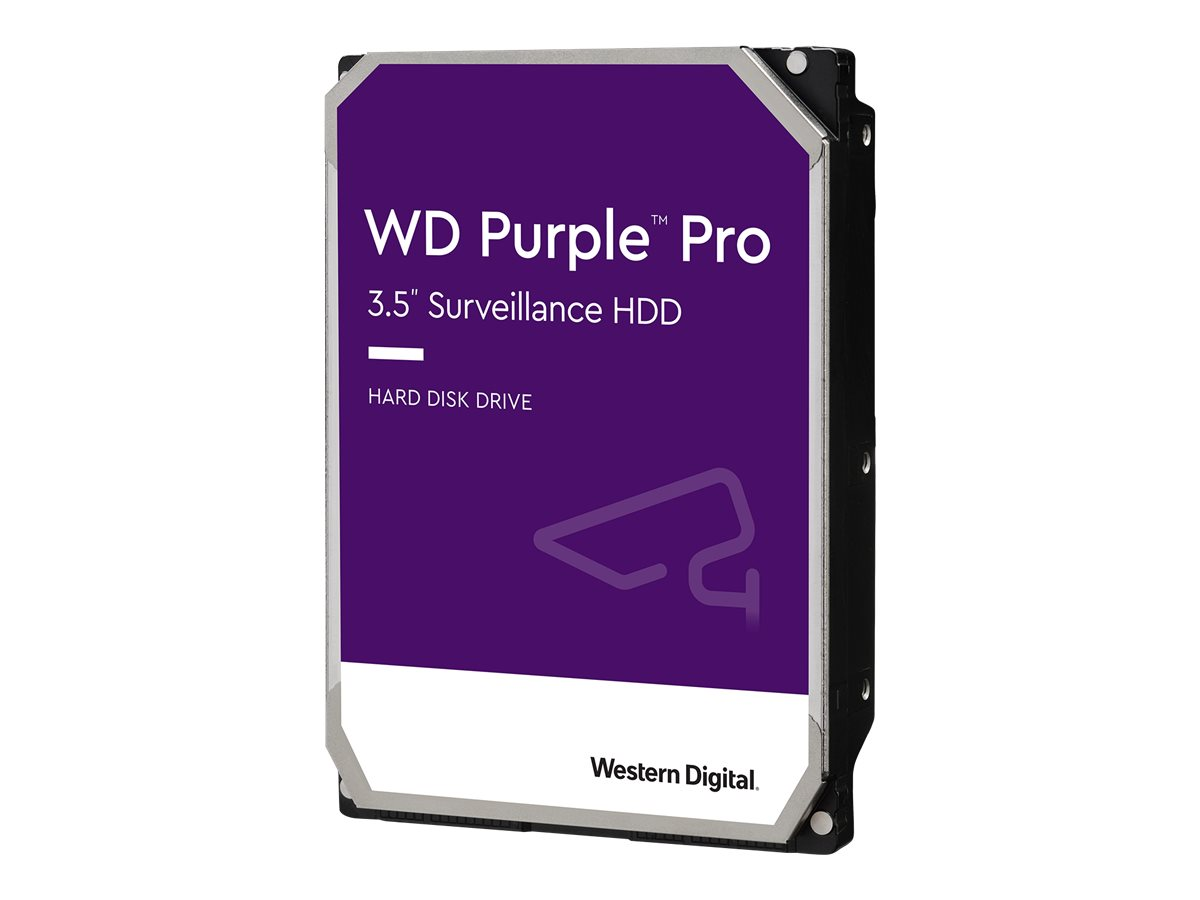 """WD Purple Pro WD8001PURP - Festplatte - 8 TB - intern - 3.5"""" (8.9 cm)"""