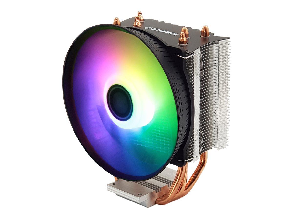 Xilence Performance C Series M403PRO.ARGB - Prozessor-Luftkühler - (für: LGA1156, AM2, AM2+, AM3, LGA1155, AM3+, LGA2011, FM1, FM2, LGA1150, FM2+, LGA1151, AM4, LGA2066, LGA1200)