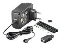 Wentronic goobay - Stromadapter - AC / USB - Wechselstrom