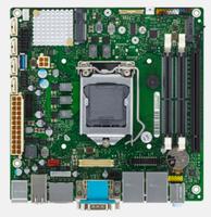 D3433-S Motherboard LGA 1151 (Buchse H4) Intel® Q170 Mini ITX