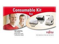 CON-3360-001A Scanner Verbrauchsmaterialienset Drucker-/Scanner-Ersatzteile