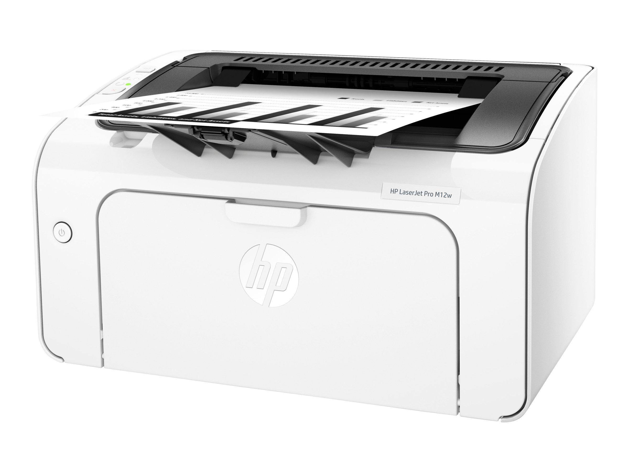 HP LaserJet Pro M12w - Drucker