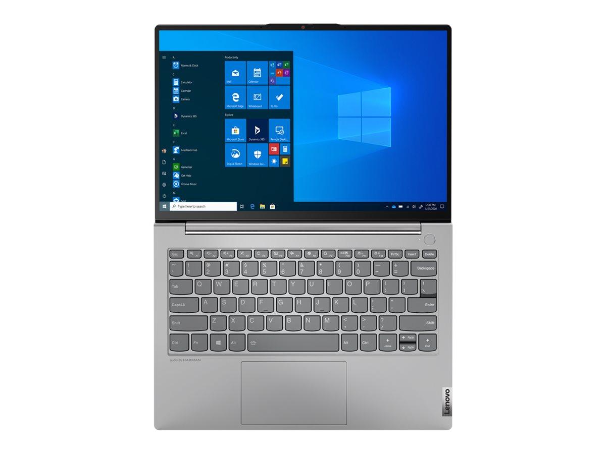 """Lenovo ThinkBook 13s G3 ACN 20YA - Ryzen 5 5600U / 2.3 GHz - Win 10 Pro 64-Bit - 16 GB RAM - 512 GB SSD NVMe - 33.8 cm (13.3"""")"""