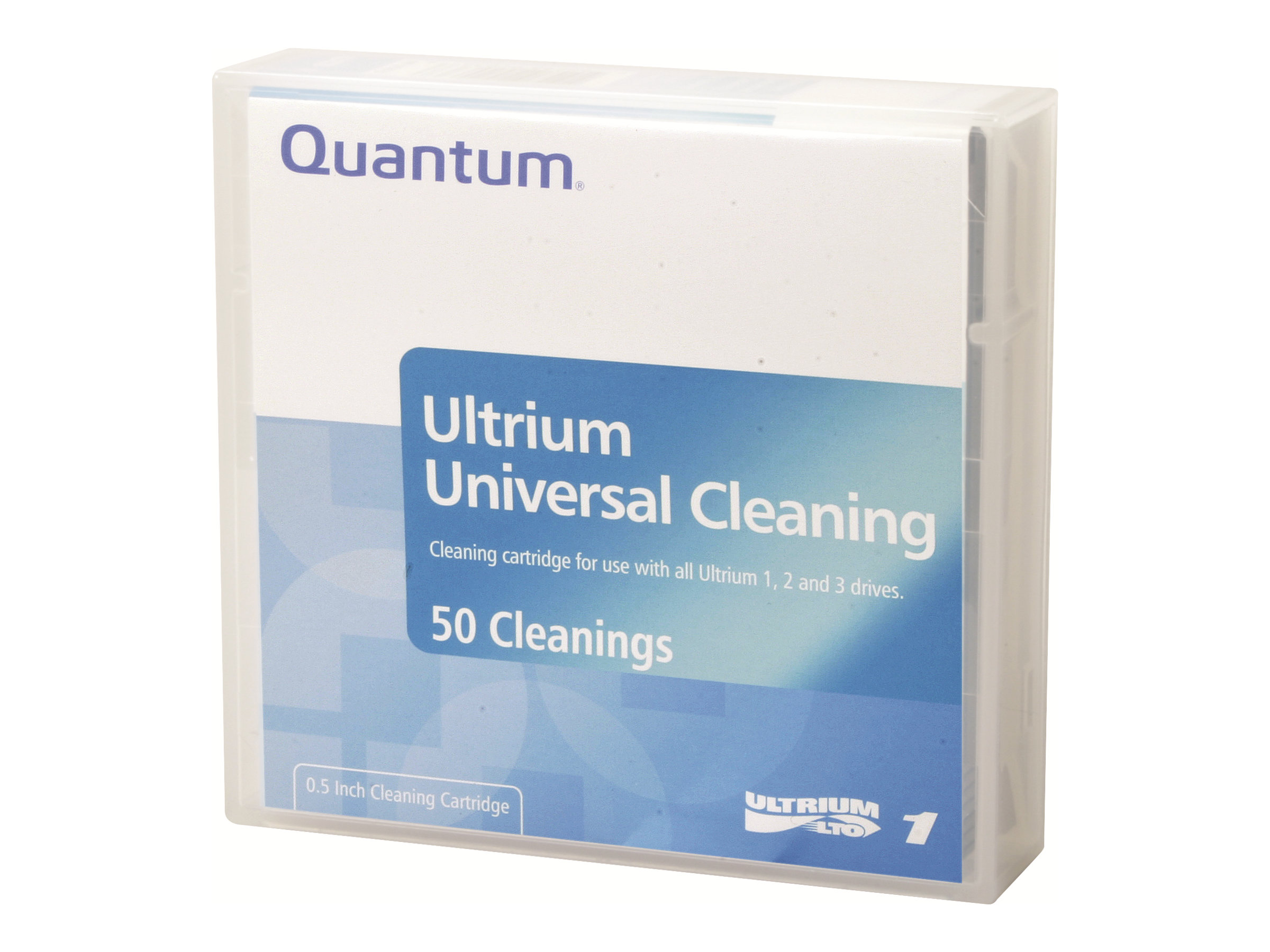 Quantum LTO Ultrium - Reinigungskassette - für Certance CL 400H, CL 800