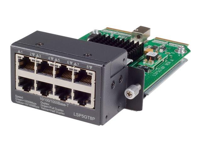 HP 5500 8-port Gig-T Module (JG313A)
