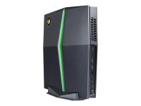 Vortex W25 8SM-213 3,2 GHz Intel® Core i7 der achten Generation i7-8700 Grau Kleiner Desktop PC