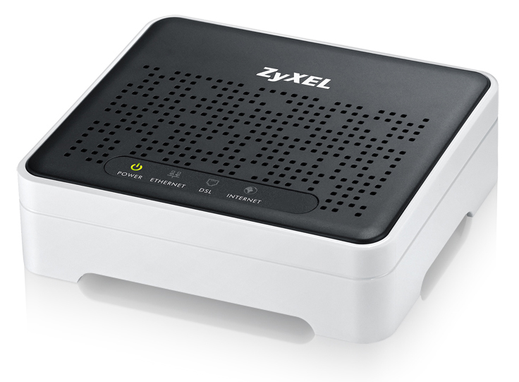 ZyXEL AMG1001-T10A - Router - DSL-Modem