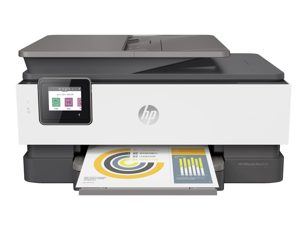 HP Officejet Pro 8022, Tinte, MFP, A4
