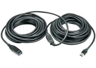 Lindy USB 3.0 Active Extension Cable - USB-Erweiterung - bis zu 15 m