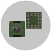 Intel Pentium M 750 Mobil - 1.86 GHz