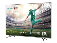 """H75N5800 190.5cm/75"""" 4K Ultra HD Smart-TV WLAN Schwarz - Metallisch - Silber LED-Fernseher"""