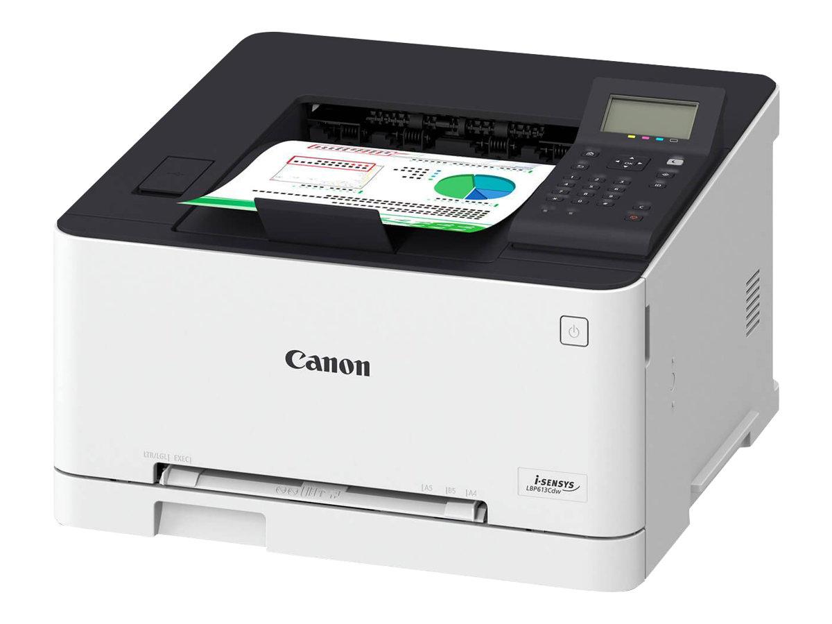 Canon i-SENSYS LBP613Cdw - Drucker - Farbe - Duplex - Laser - A4/Legal - 1200 x 1200 dpi - bis zu 18 Seiten/Min. (einfarbig)/