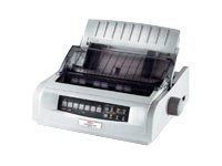 OKI Microline 5520 - Drucker - s/w - Punktmatrix - 406 mm (Breite)