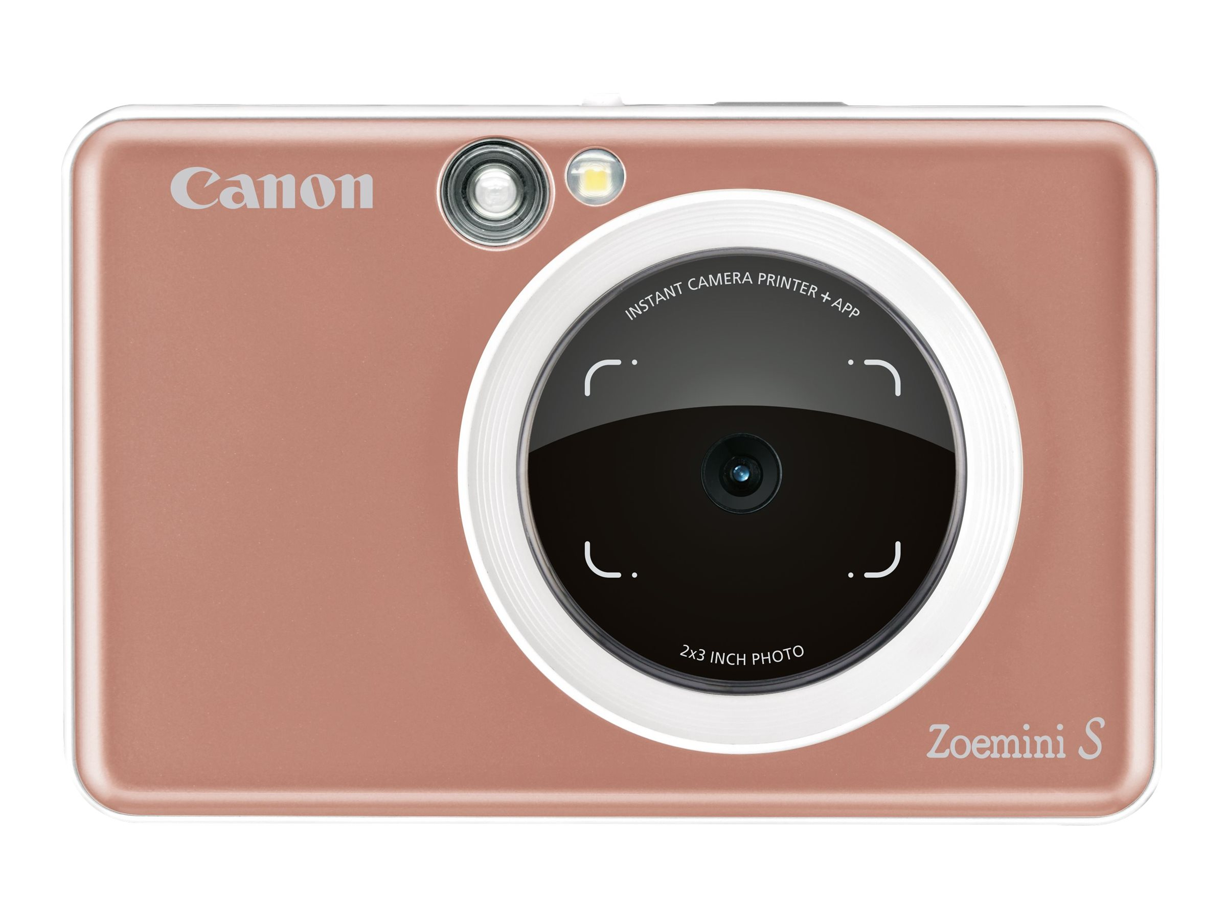 Canon Zoemini S - Digitalkamera - Kompaktkamera mit PhotoPrinter