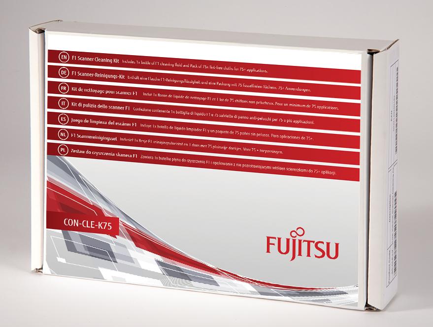 Fujitsu F1 Scanner Cleaning Kit - Scanner-Reinigungs-Kit