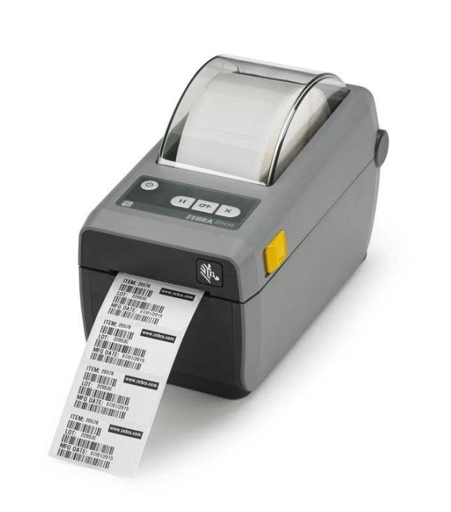 Zebra ZD410 - Etikettendrucker - Thermopapier
