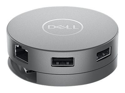 Dell Mobile Adapter DA310 - Dockingstation - USB-C