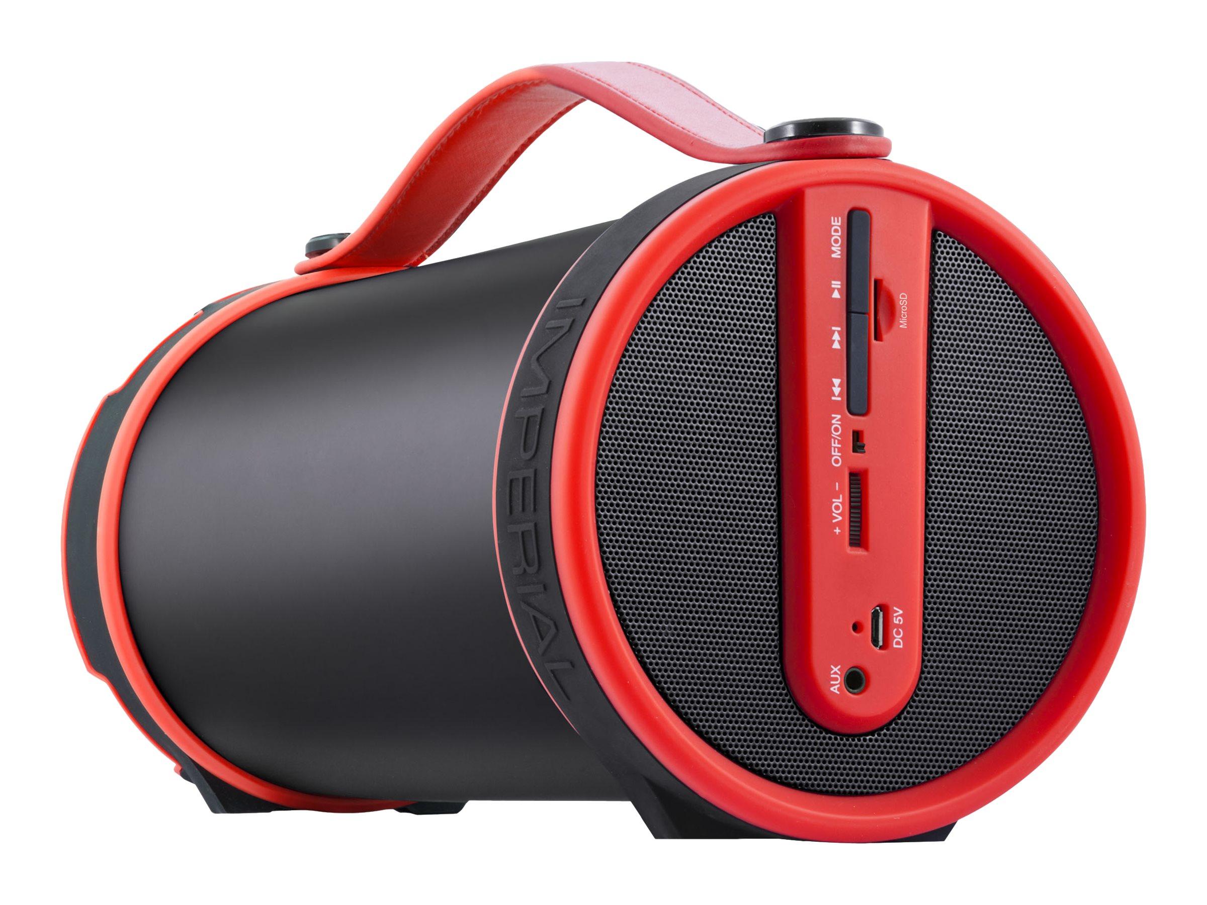 Telestar Beatsman - Lautsprecher - tragbar - kabellos - Bluetooth - 11 Watt