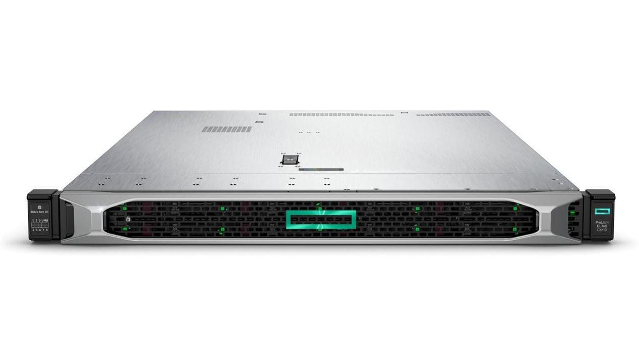 "HP Enterprise ProLiant DL360 Gen10 Network Choice - Server - Rack-Montage - 1U - zweiweg - 1 x Xeon Gold 5218R / 2.1 GHz - RAM 32 GB - SATA - Hot-Swap 6.4 cm (2.5"")"