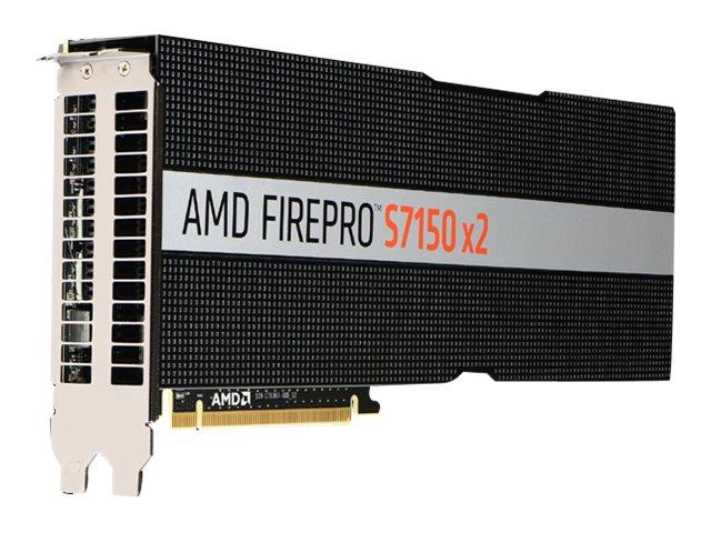 AMD FirePro S7150 x2 - Grafikkarten