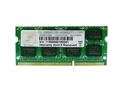 G.Skill SQ Series - DDR3 - Modul - 4 GB - SO DIMM 204-PIN