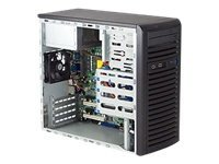 Supermicro SC731 D-300B - Midi Tower