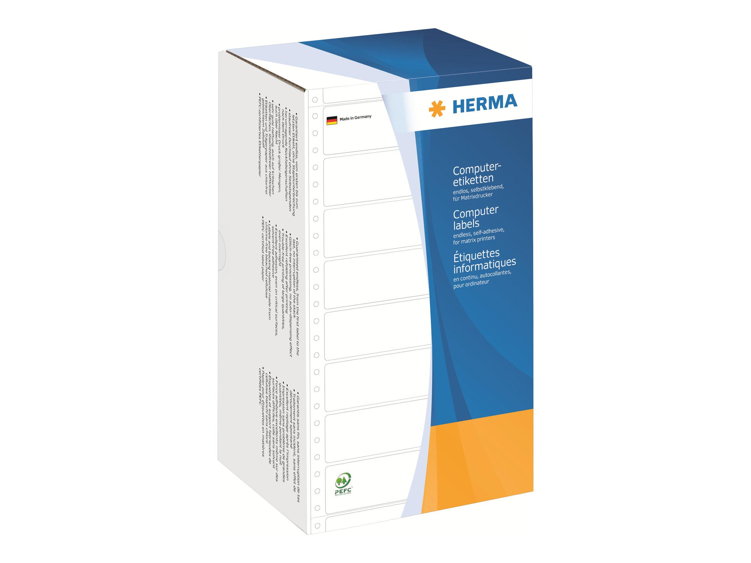 HERMA Computer labels - Papier