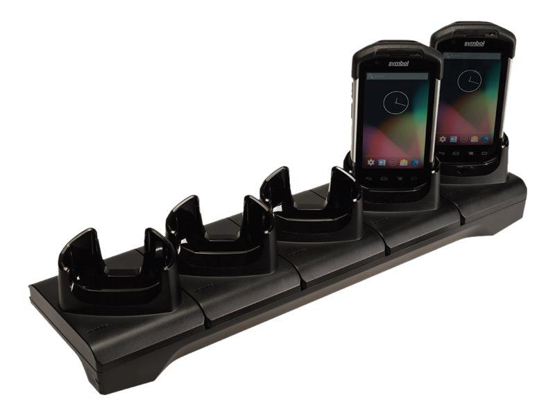 Zebra 5Slot Charge Only Cradle - Handheld-Ladestation
