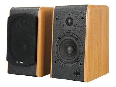 Microlab B-77 - Lautsprecher - Bücherregal - 24 Watt