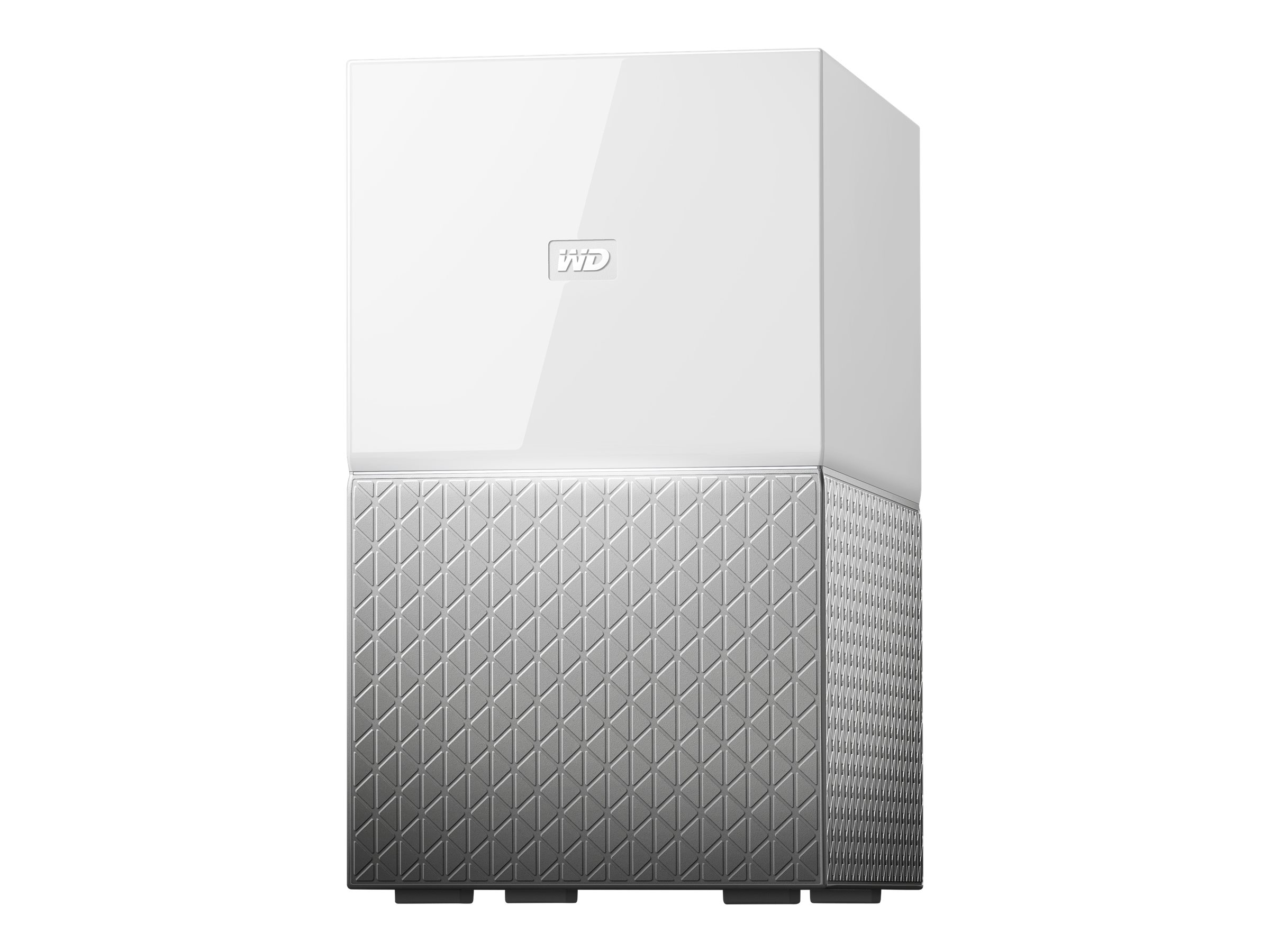 WD My Cloud Home Duo WDBMUT0060JWT - Ger?t f?r pers?nlichen Cloudspeicher