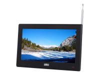 "August DA100D - 25.6 cm (10.1"") Klasse LCD TV - mit integrierter DVR 1024 x 600"